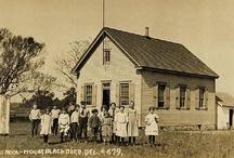 Old school houses