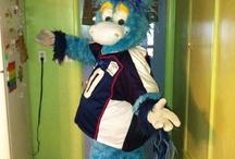 Keystone Mascots Character Costume Gallery