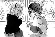 Anime children