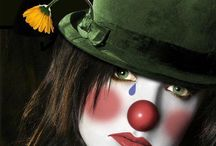 Bring in the CLOWNS........ / by janet pixie