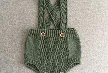 Baby - strikking