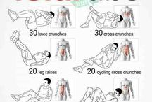 Workouts / Six pack in making
