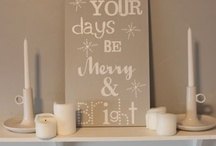 Christmas Tidings / by Heather C