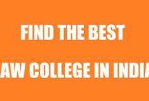 Law Education in India / Law courses, tips, Colleges and other details.