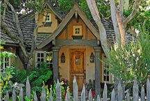 """Someday I shall live in a cottage and my grandchildren will ask me what it was like to live in a time that had no magic. I shall answer, """"Before there was you, there was no magic."""" / by Kelli Roth"""