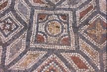 mosaics ~ / by Sarjan Holt