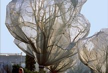 Christo and Jeane Claude