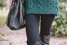sweaters largos