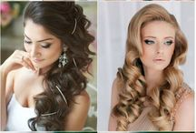Wedding hair / by Heather Gosnell