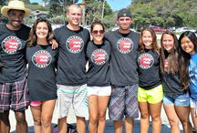 Summer Jobs / If you or someone you know loves the beach, working with kids and making money, this could be a great job for you! Aloha Beach Camp is hiring camp counselors now for summer 2015