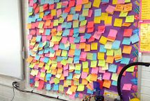 Bulletin Board Ideas / by Macie Wenner