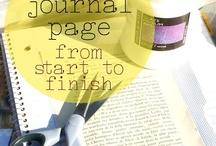 Art Journals-journals / by Wende Jones