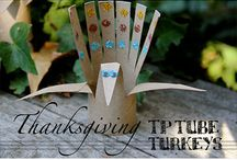 Thanksgiving Crafts / by Hands On Crafts for Kids