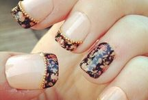 Nails to dye for