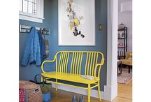 Entryways & Mudrooms / by Mrs. Jenna MarieBee