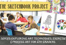 Arted - Sketchbooks
