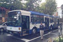 Transportation / 交通手段の写真。