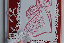 Мои свадебные открытки / Поздравительные открытки с днём свадьбы.