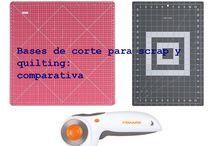 Comparativas herramientas scrap y manualidades
