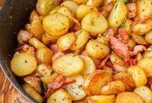 salade de pomme de terre