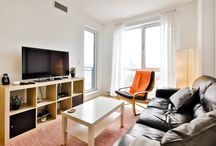 Condo to rent downtown Montreal - Simplissimmo