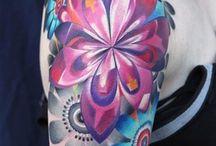 Tattoos :) / by Amanda Pier