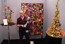 Interflora Florist of the Year 2013/14 / Neil Whittaker from Design Element Flowers became the UK I tear flora Florist of the Year 2013/14
