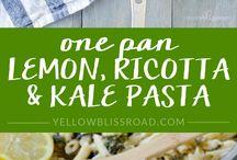 One Pan food