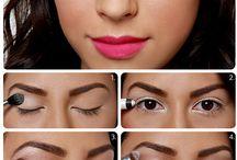 Make-up and hairstlye / by Stephanie Hendrawan