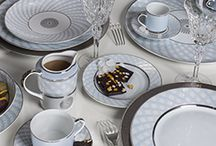 Bridal Picks / Take a look at what the brides of Char Crews have selected for their china and stemware.