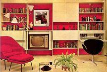 Seventies interiors