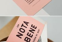 Business Cards / Business Cards
