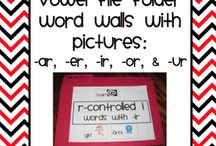 Phonics and Grammar / by Erica Bohrer