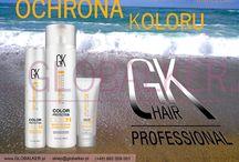 Ochrona koloru / Kosmetyki zapobiegające wypłukiwaniu się pigmentu z włosów
