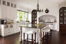 Kitchen - Island / by Leslie Perricone