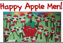 Johnny Appleseed / by Kathy Cowell