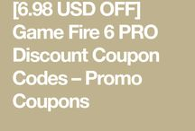 Game Fire 6 PRO