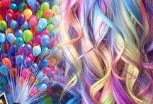 Fun Haircolor!