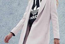 ☾ adidas ☾ / because I love Adidas :)