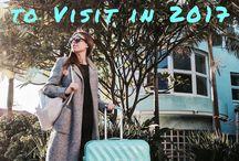 Travel: Destination Inspiration / Inspiring places to travel around the world.