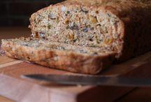 Bread / by Christine Ferrell