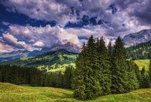 Switzerland / My home country :)