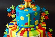 Calli's birthday cake ideas