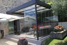 Casa: Serra Bioclimatica e Veranda