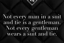 gentleman zitate
