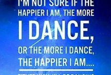 Dance quotes book