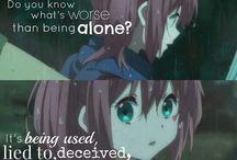 anime quotes.