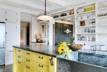 Kitchen/ Dining Rooms / by Tamika Drake