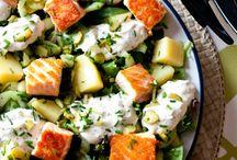 :: FOOD // Salades
