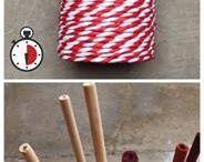 CalendarioDell'AvventoByBRICK / #tutorial,#natale2014,#diy,#creatività